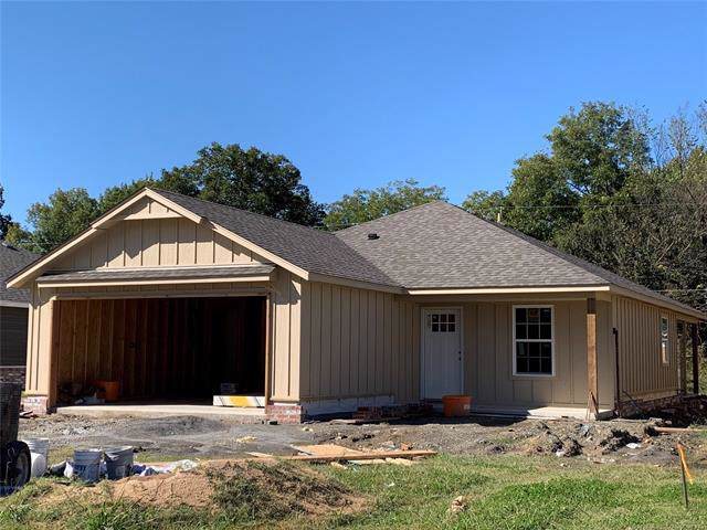 107 Gray Street, Chouteau, OK 74337 (MLS #1938057) :: Hopper Group at RE/MAX Results