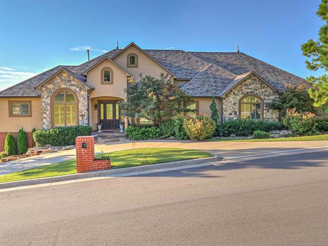 6322 85th Court, Tulsa, OK 74137 (MLS #1938102) :: Hopper Group at RE/MAX Results