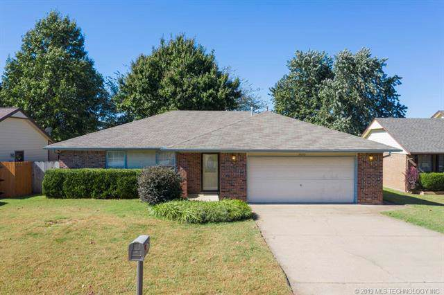 3606 Redbud Drive, Sand Springs, OK 74063 (MLS #1938108) :: Hopper Group at RE/MAX Results