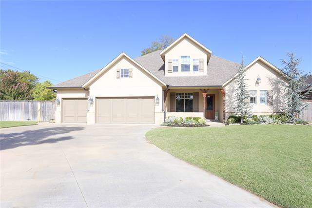 3617 E 116th Place S, Tulsa, OK 74137 (MLS #1938110) :: Hopper Group at RE/MAX Results