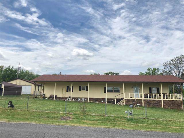 72189 S 319 Court, Wagoner, OK 74467 (MLS #1938124) :: Hopper Group at RE/MAX Results