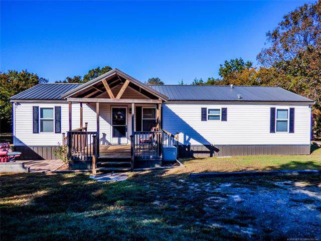 115248 S 4234 Road, Eufaula, OK 74432 (MLS #1938184) :: Hopper Group at RE/MAX Results