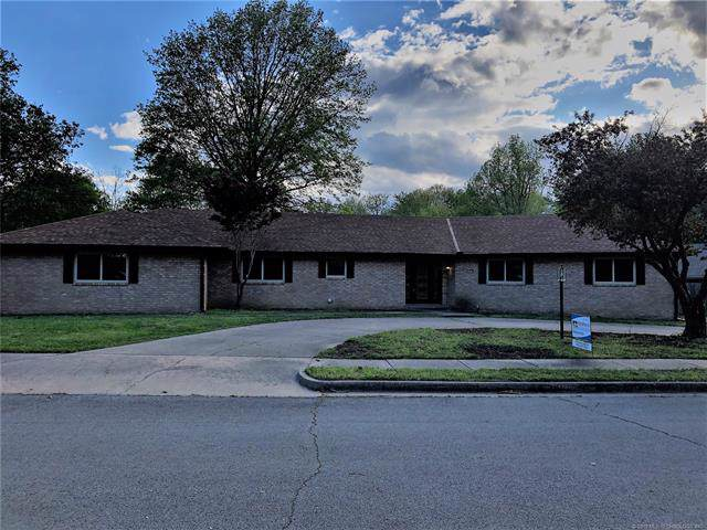 5809 Whitney Court, Bartlesville, OK 74006 (MLS #1938229) :: Hopper Group at RE/MAX Results