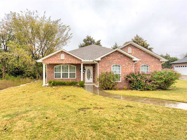 4203 Greentree Way 49A, Sand Springs, OK 74063 (MLS #1938345) :: Hopper Group at RE/MAX Results