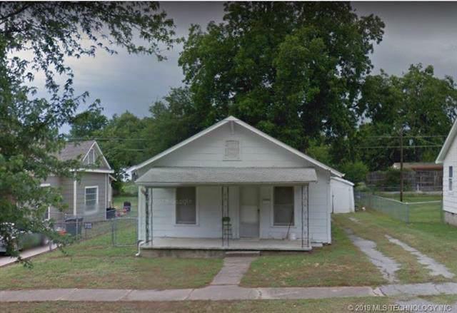 612 S Walnut Street, Sapulpa, OK 74066 (MLS #1938405) :: Hopper Group at RE/MAX Results