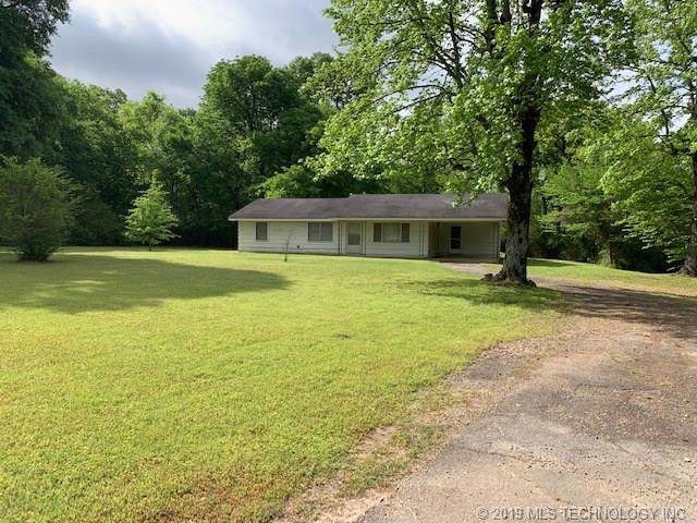 204 W Hwy 3, Broken Bow, OK 74728 (MLS #1938783) :: Hopper Group at RE/MAX Results