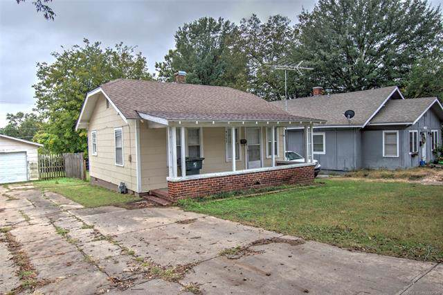 4117 N Robb Avenue, Muskogee, OK 74401 (MLS #1938873) :: Hopper Group at RE/MAX Results