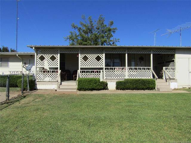 57 Quail Drive, Mead, OK 73449 (MLS #1938929) :: Hopper Group at RE/MAX Results