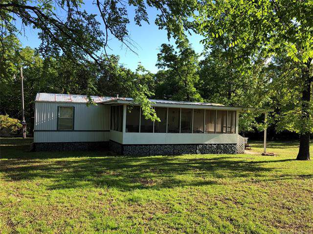 603 Country Club Boulevard, Canadian, OK 74425 (MLS #1938948) :: Hopper Group at RE/MAX Results