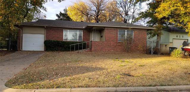 811 E 52nd Place North, Tulsa, OK 74126 (MLS #1939198) :: Hopper Group at RE/MAX Results