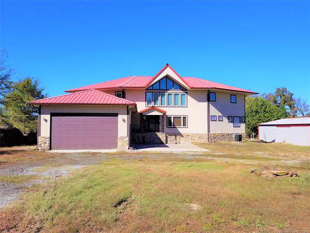 174 Rocky Creek Road, Eufaula, OK 74432 (MLS #1939248) :: Hopper Group at RE/MAX Results