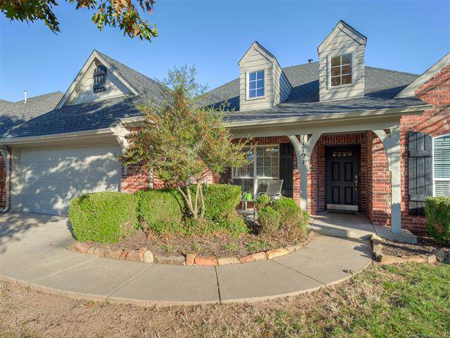 11721 S Willow Street, Jenks, OK 74037 (MLS #1939254) :: Hopper Group at RE/MAX Results