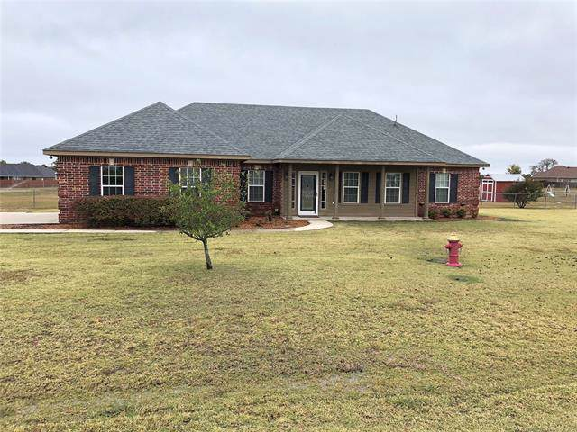 254 Eagle Loop Road, Durant, OK 74701 (MLS #1939290) :: Hopper Group at RE/MAX Results