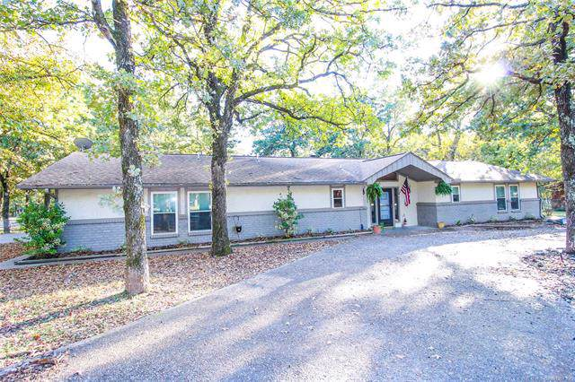 417332 Bridgeport Road, Eufaula, OK 74432 (MLS #1939407) :: Hopper Group at RE/MAX Results
