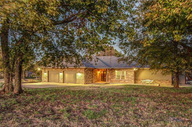 254 Rural Route 2 Road, Nowata, OK 74048 (MLS #1939411) :: Hopper Group at RE/MAX Results