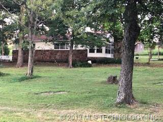 6010 Less Mitchell Road, Wilburton, OK 74578 (MLS #1939483) :: Hopper Group at RE/MAX Results