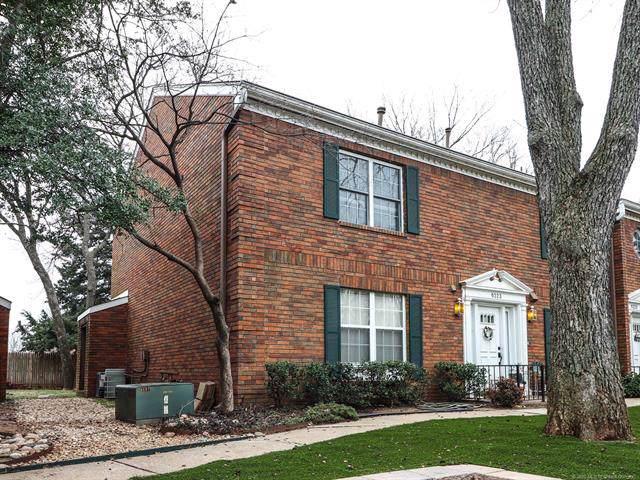 6227 S Yorktown Place #63, Tulsa, OK 74136 (MLS #1939524) :: 918HomeTeam - KW Realty Preferred