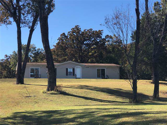 8401 E Hancock Street, Muskogee, OK 74403 (MLS #1939574) :: Hopper Group at RE/MAX Results