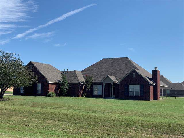 1836 Caddo Street, Oologah, OK 74053 (MLS #1939579) :: Hopper Group at RE/MAX Results