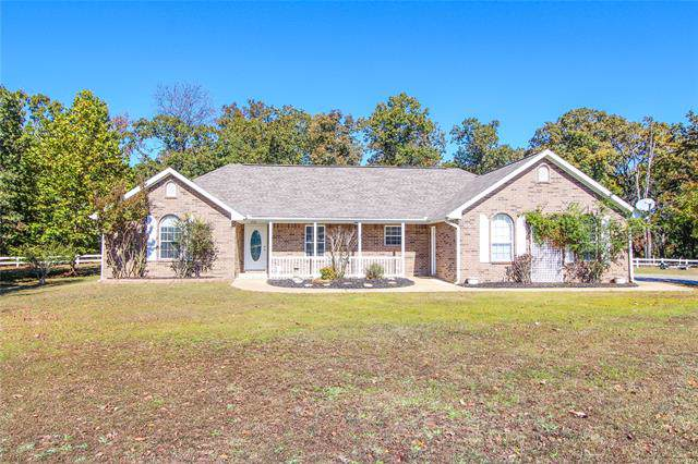 115103 S 4189 Road, Checotah, OK 74426 (MLS #1939590) :: Hopper Group at RE/MAX Results
