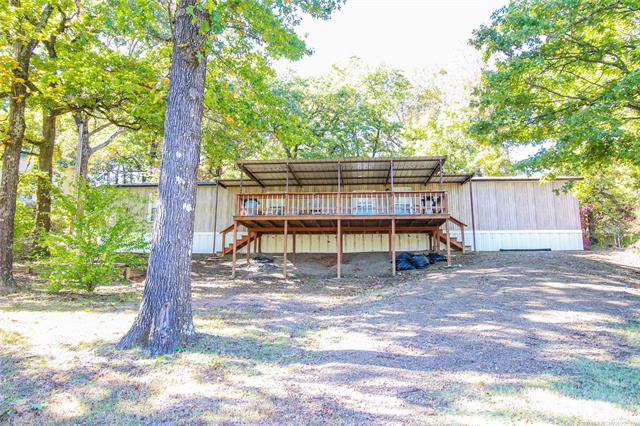 116796 S 4250 Road, Eufaula, OK 74432 (MLS #1939593) :: Hopper Group at RE/MAX Results