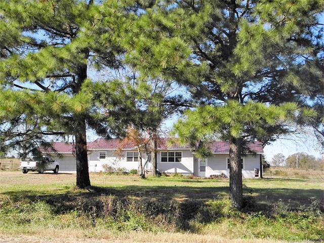 56933 S 540 Road, Rose, OK 74364 (MLS #1939640) :: Hopper Group at RE/MAX Results