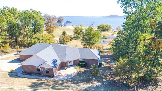 117175 S 4238 Road, Eufaula, OK 74432 (MLS #1939741) :: Hopper Group at RE/MAX Results