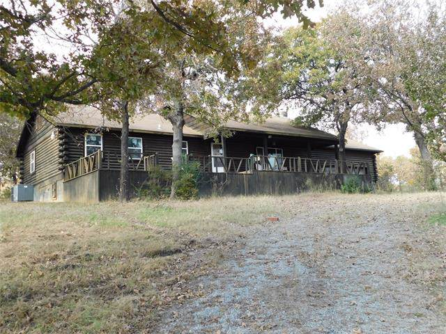 2575 Krebs Lake Road, Mcalester, OK 74501 (MLS #1939862) :: Hopper Group at RE/MAX Results