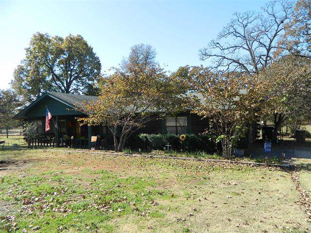 8876 N Crestwood Drive, Sperry, OK 74073 (MLS #1939878) :: Hopper Group at RE/MAX Results