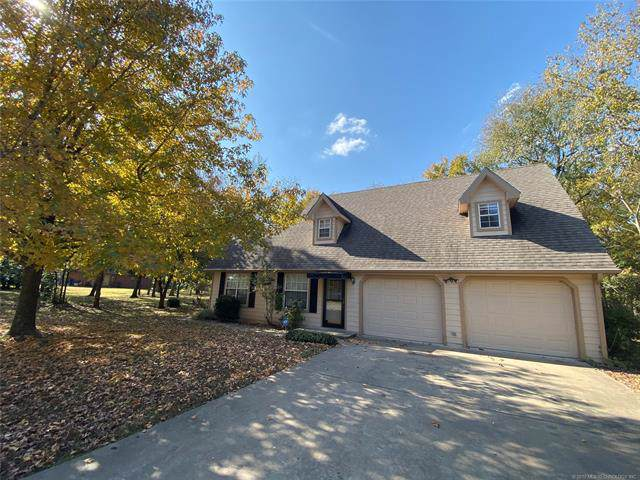 36781 S Cliff Crest Road, Vinita, OK 74301 (MLS #1939881) :: Hopper Group at RE/MAX Results