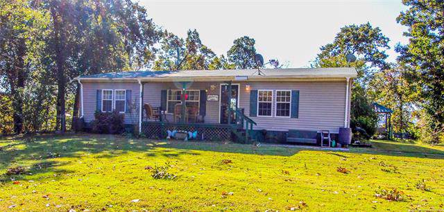 121027 S 4156 Road, Eufaula, OK 74432 (MLS #1940038) :: Hopper Group at RE/MAX Results