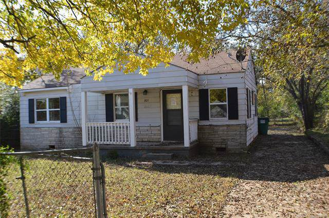805 N Coolidge Street, Seminole, OK 74868 (MLS #1940068) :: Hopper Group at RE/MAX Results