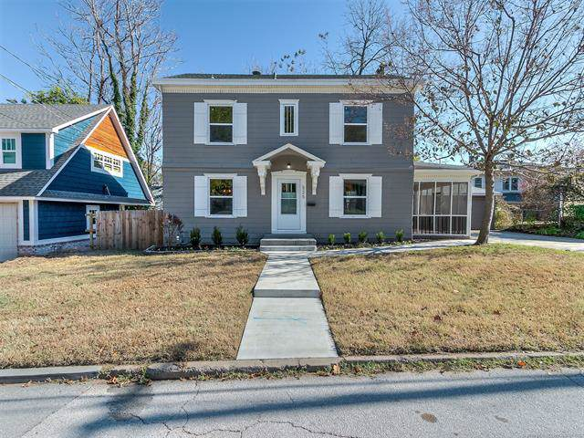 525 N Union Avenue, Tulsa, OK 74127 (MLS #1940087) :: Hopper Group at RE/MAX Results