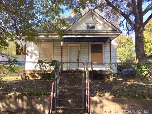 409 N 11th Street, Muskogee, OK 74401 (MLS #1940155) :: 918HomeTeam - KW Realty Preferred