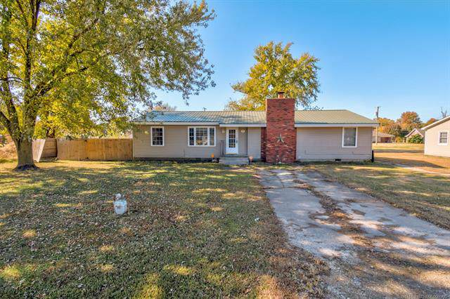 722 S Walnut Street, So Coffeyville, OK 74072 (MLS #1940175) :: Hopper Group at RE/MAX Results