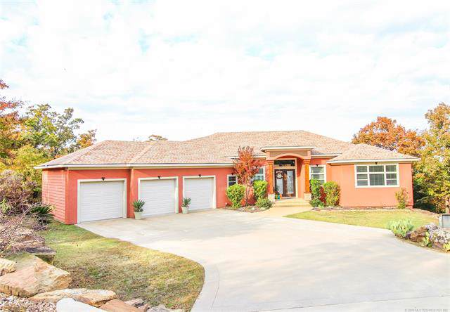202 Turkey Trail Lane, Stigler, OK 74462 (MLS #1940184) :: Hopper Group at RE/MAX Results