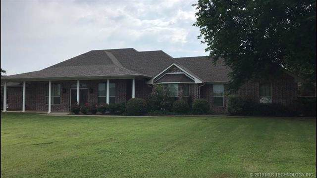 1012 Quail Creek Road, Durant, OK 74701 (MLS #1940198) :: Hopper Group at RE/MAX Results