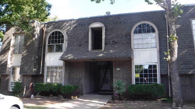 6818 S Toledo Avenue #317, Tulsa, OK 74136 (MLS #1940221) :: Hopper Group at RE/MAX Results