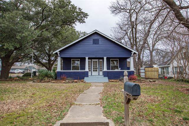 301 N 13th Street, Durant, OK 74701 (MLS #1940244) :: Hopper Group at RE/MAX Results