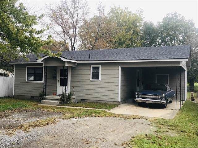 49 W Creek Avenue, Mcalester, OK 74501 (MLS #1940254) :: Hopper Group at RE/MAX Results
