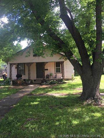 515 W Russell Avenue, Seminole, OK 74868 (MLS #1940255) :: Hopper Group at RE/MAX Results
