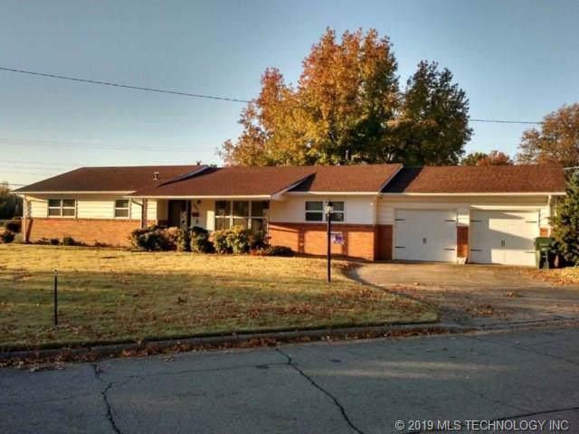 337 Belmont Road, Muskogee, OK 74403 (MLS #1940341) :: 918HomeTeam - KW Realty Preferred