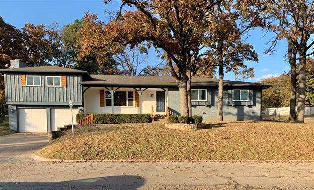 1127 Burroughs Road, Sapulpa, OK 74066 (MLS #1940360) :: Hopper Group at RE/MAX Results