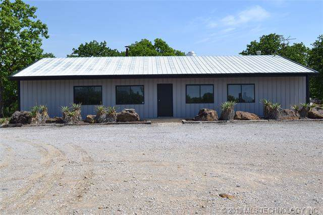 9329 W Hwy 20 Road, Skiatook, OK 74070 (MLS #1940370) :: 918HomeTeam - KW Realty Preferred