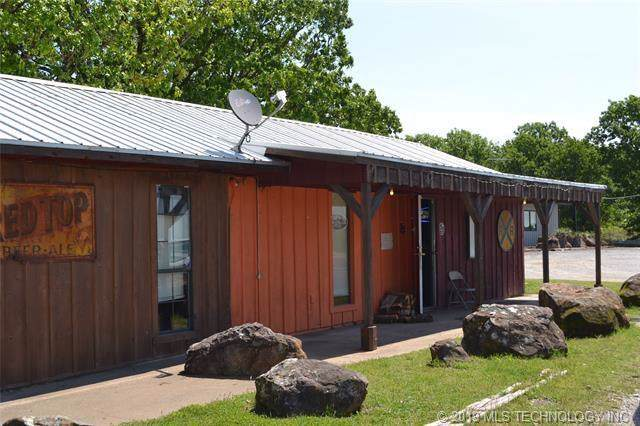 9445 W Hwy 20 Road, Skiatook, OK 74070 (MLS #1940371) :: 918HomeTeam - KW Realty Preferred
