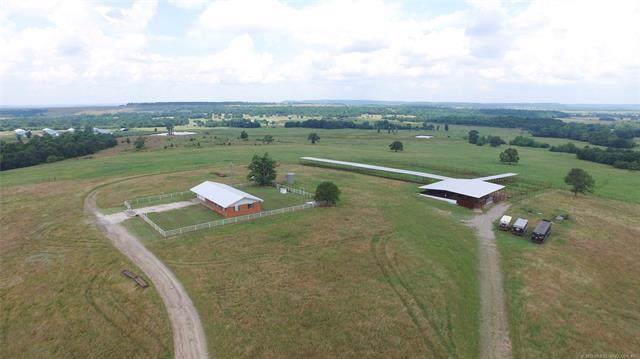 20368 E County Road 1190, Stigler, OK 74462 (MLS #1940423) :: Hopper Group at RE/MAX Results