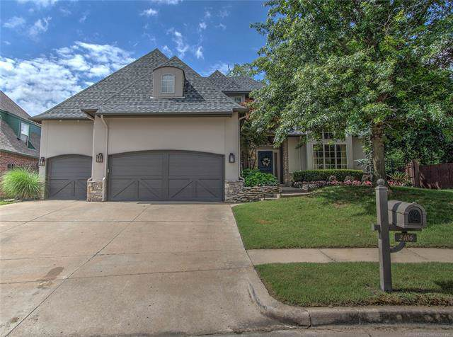 2406 E 138th Court S, Bixby, OK 74008 (MLS #1940464) :: 918HomeTeam - KW Realty Preferred