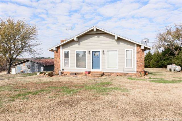 369315 E 5450 Road, Cleveland, OK 74020 (MLS #1940470) :: Hopper Group at RE/MAX Results