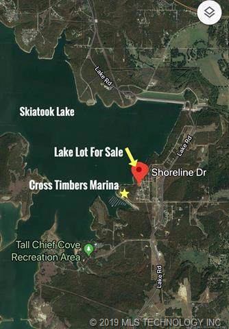 1 Shoreline Drive, Skiatook, OK 74070 (MLS #1940515) :: Hopper Group at RE/MAX Results