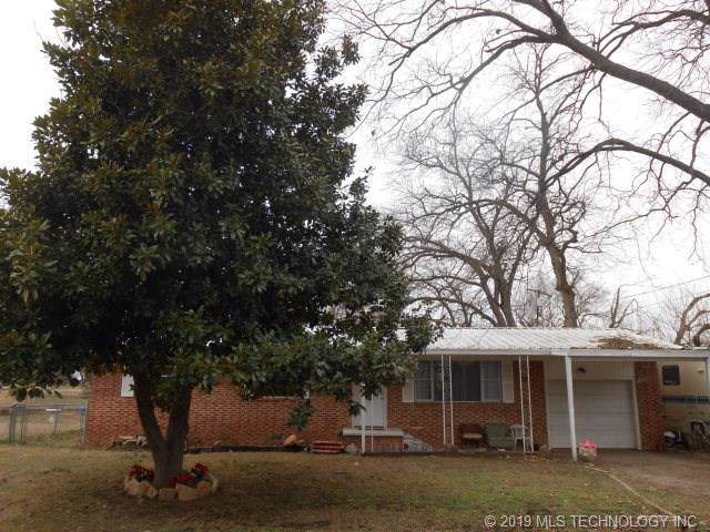 315 S Alderson Road, Stonewall, OK 74871 (MLS #1940559) :: Hopper Group at RE/MAX Results